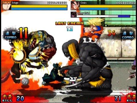 Goku and Ichigo vs God of war crazy zombie 9