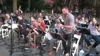 "The New York Jazzharmonic plays ""Four Brothers"" by Jimmy Giuffre."