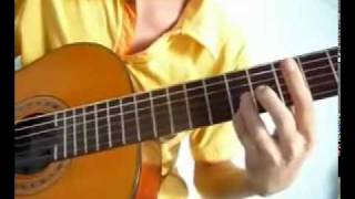 Guitar Trieu Doa Hong( Million Scarlet Roses).flv