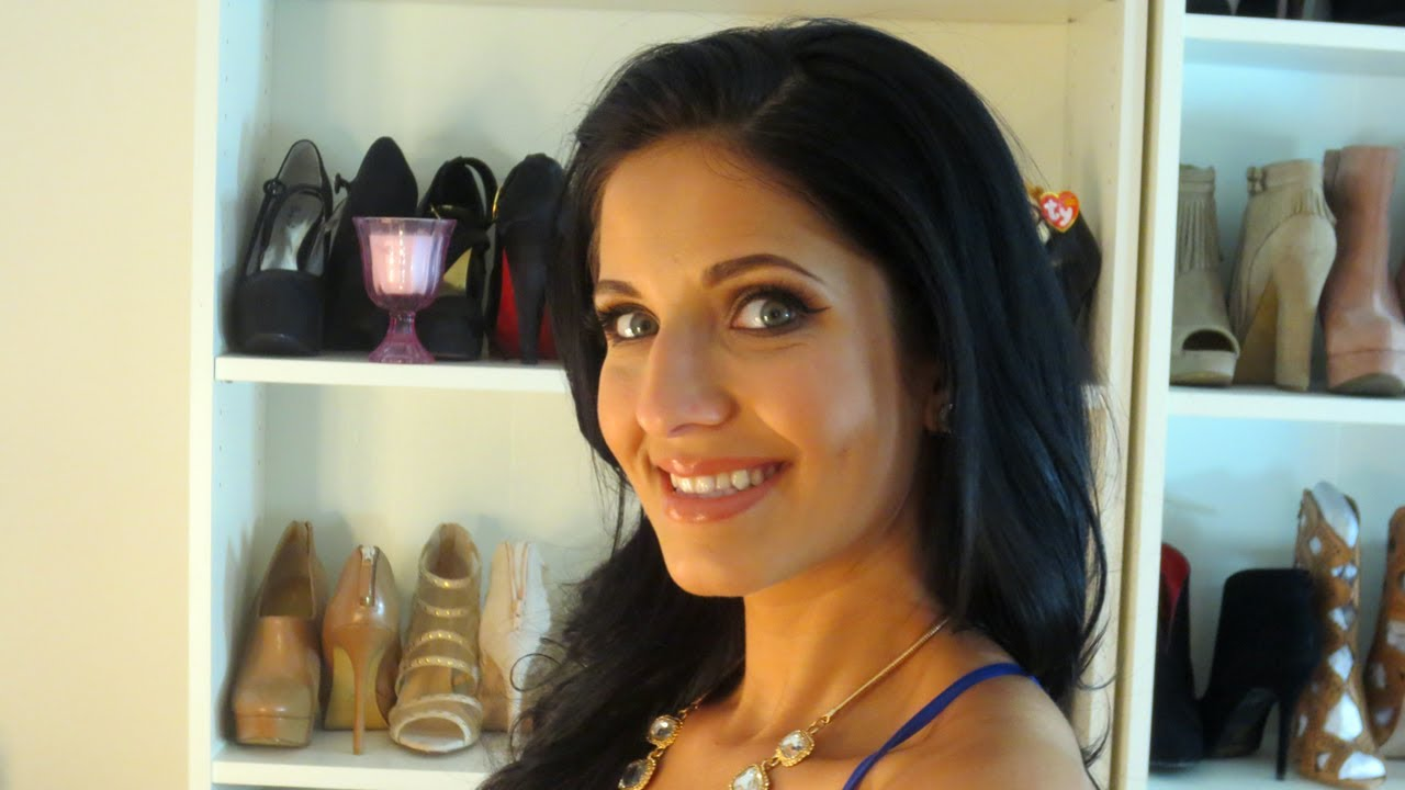 Miami Outfits  Makeup Pt 1  Vitale Style With Laura -4508