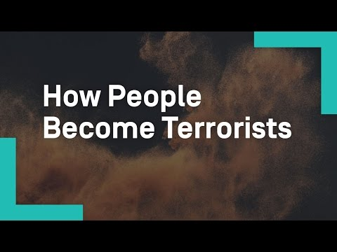 How People Become Terrorists