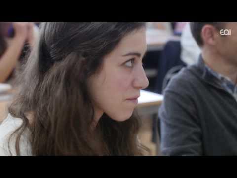 Promoción Espacio Coworking EOI Sevilla