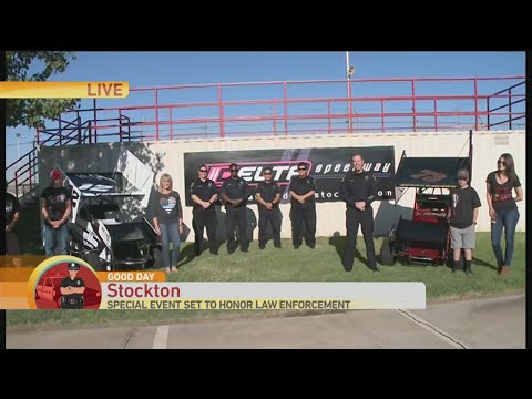 Speedway Honors Law Enforcement