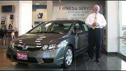 New 2009 Honda Civic Cincinnati