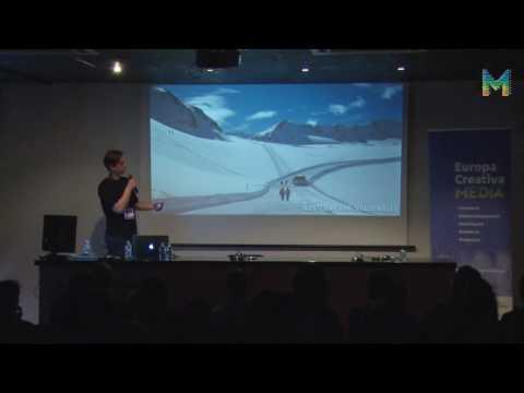"""Barcelona International Arts & VFX Fair: """"Everest"""" by Dadi Einarsson"""