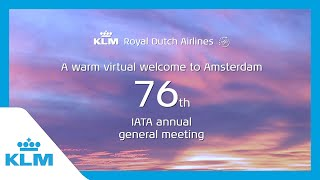 KLM Welcome to Amsterdam (IATA)