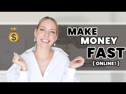 How To Sell Clothes Online FAST & Easy (Make Money Online)