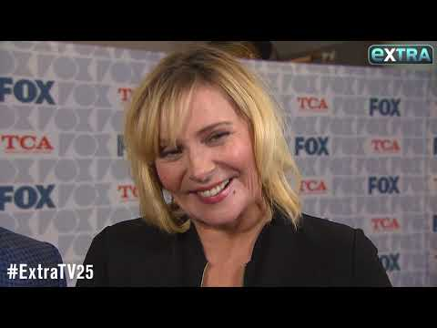 Watch Kim Cattrall Talk 'Filthy Rich'… and Laugh Off 'Sex and the City 3'