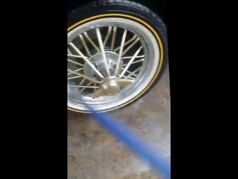 Best way to Cleaning Vogue Tires