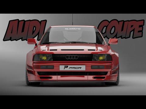 PRIOR-DESIGN - Die Finale Version? Audi Coupe Rouven (Dr. Crazy ) und JP Performance