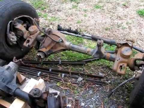 Jeep Cherokee Vs Grand Cherokee >> My '91 Jeep Wrangler YJ Project (inventory of parts: Dana ...