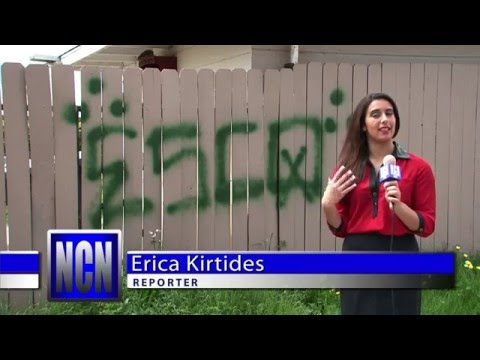 Graffiti taking over Escondido- North County News