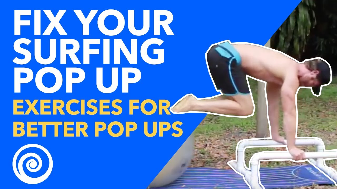 How To Pop Up Surfing - Exercises For Better Pop Ups - Youtube-3865