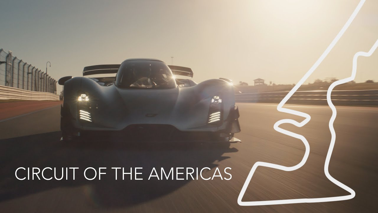 Download Czinger 21C at Circuit of the Americas: Sets a New Production Lap Record