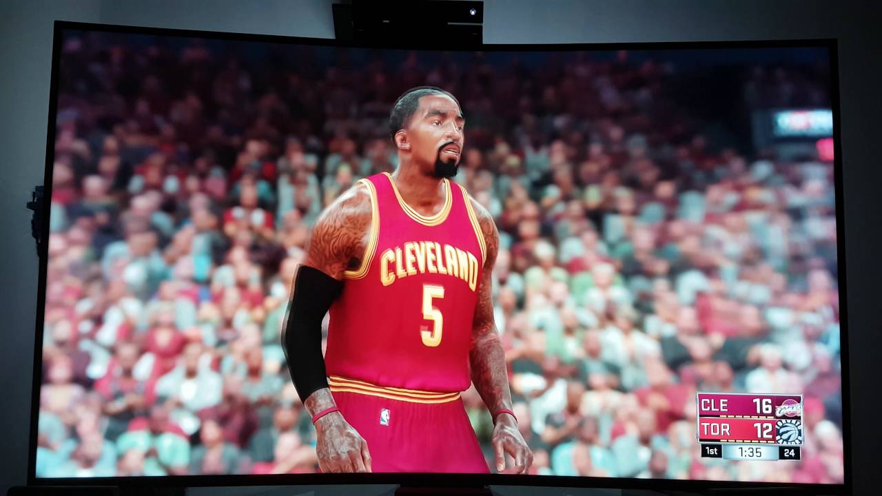 13ecb51f1b Nba 2k17 Early tipoff Xbox one HDR - YouTube