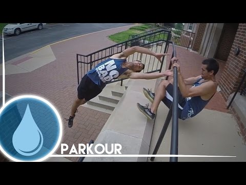 How to Underbar | Parkour Tutorial