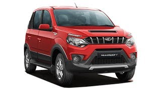 2018 Mahindra NuvoSport AMT interior and exterior car inspection