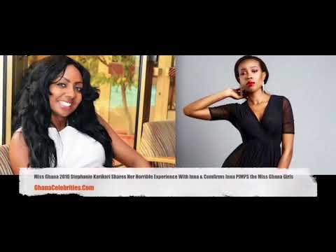 Stephanie Karikari - Miss Ghana controversy