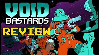 Void Bastards Review (Video Game Video Review)