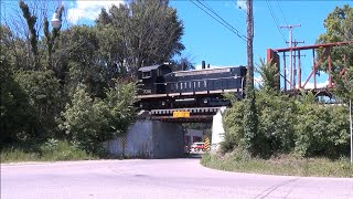 Ep. 372: Coopersville & Marne Freight Train - RARE