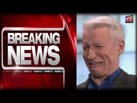 BREAKING: It's All OVER! CNN's Anderson Cooper Hit With WORST NEWS of His Career - Say GOODBYE!