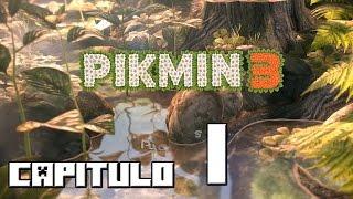 NUEVA SERIE! Pikmin 3 Capitulo 1! Los Soldaditos Madafakas!