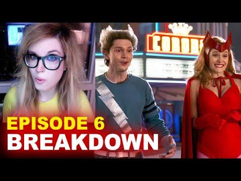 WandaVision Episode 6 BREAKDOWN! Spoilers! Easter Eggs & Ending Explained! - Beyond The