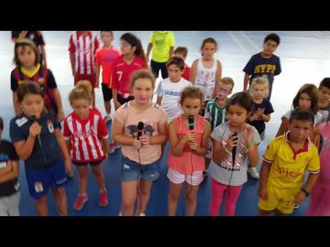 Karaoke!!! GR Summer Camp Pravia