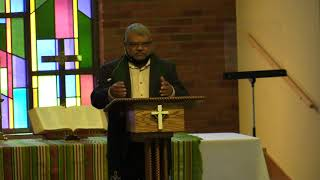 July 26th, 2020 Pastor Solomon