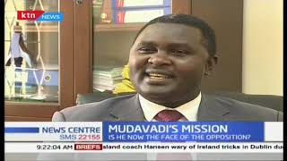 Is Mudavadi the new face of opposition after Raila and Kalonzo take new jobs?