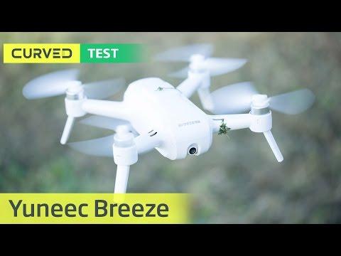 Yuneec Breeze im Test: die handliche 4K-Drohne | deutsch