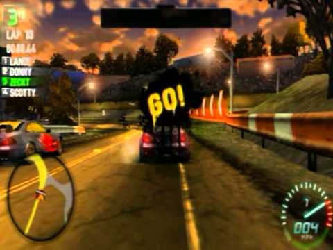 Need For Speed Carbon Own the City (PSP) - Part 14