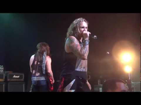"""The Shocker"" in HD - Steel Panther 7/19/12 Philadelphia, PA"