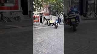 Ongeluk in Maastricht