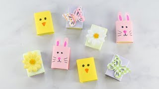 How to Make Easter Raisin Boxes - Fun Food for Kids