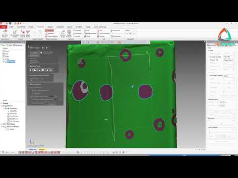 Tutorial Optimscan 5M & Software Geomagic Design X thumbnail
