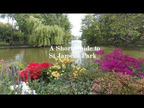 A Short Guide to St James's Park in London