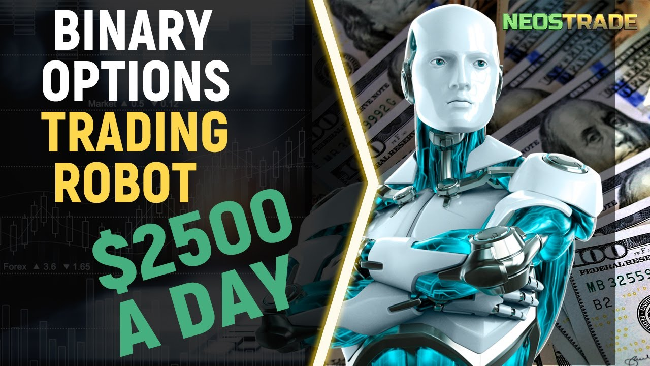 Binary options robot youtube estonia v georgia bettingexpert tips