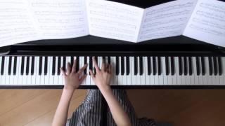 2016年1月31日 録画、 使用楽譜;YAMAHA・ぷりんと楽譜・上級.