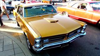 Awesome 1965 Pontiac GTO. Nice!
