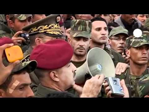 Tunisia's military 'will protect revolution': army chief