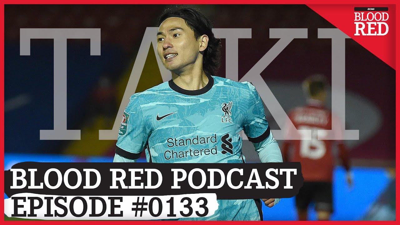 Blood Red Podcast: Minamino's Moment?   Klopp's Arsenal Selection Headache