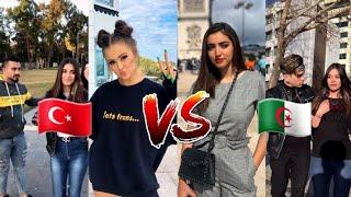 جزائريــون ضد الأجـانب على تيك توك جزء #17 تحدي 🌏ــعالمي les algériens vs les européens tik tok