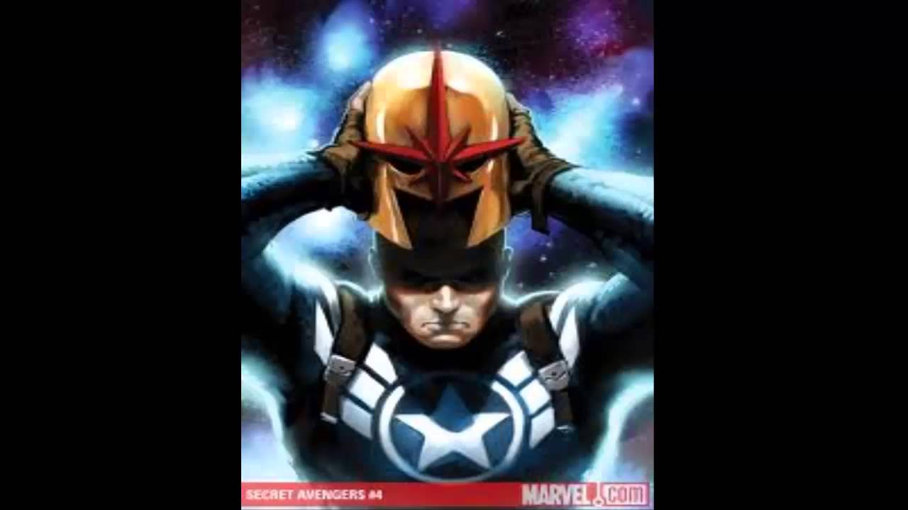 captain marvel nova corps