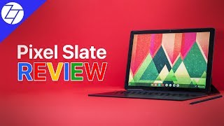 Google Pixel Slate REVIEW - Buy a Banana Instead!