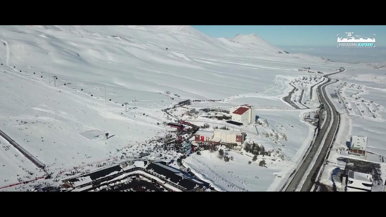 Erciyes Kayak Merkezi 2018