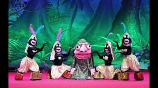 "Pictures from China 2015 Puppet Show ""ARKADIA"""
