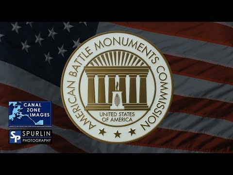Panama Canal Zone American Cemetery Memorial Day Ceremony May 29, 2017