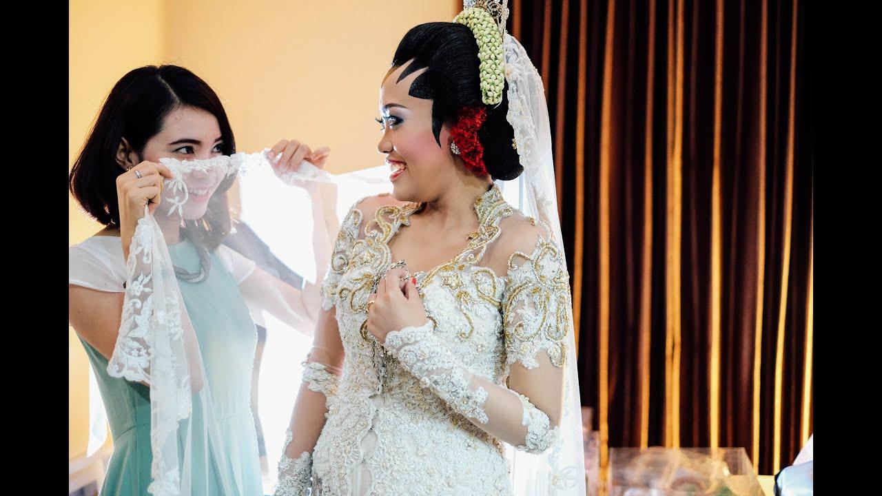 Pernikahan Adat Jawa Modern