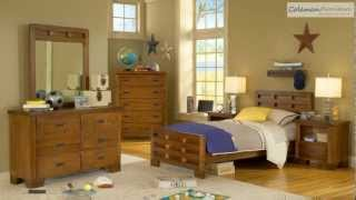 Heartland Bedroom Collection From American Woodcrafters